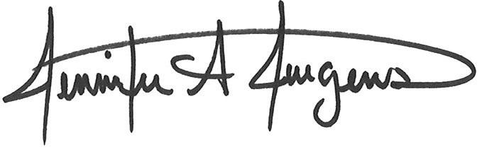Jen signature